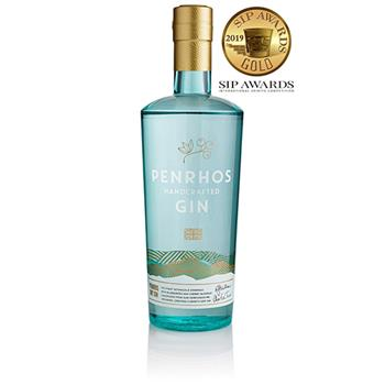 Gin Penrhos Dry - Copper Distilled 70cl