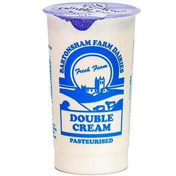 Cream Double - Bartonsham Farm Dairy