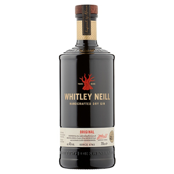 Gin Whitley Neill Handcrafted Original Dry 70cl