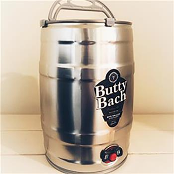 Butty Bach - Real Ale Wye Valley Brewery 5 Litre Mini Keg
