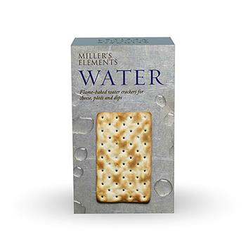 Water Biscuits Millers Elements