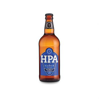 HPA 8 x 500ml Bottle Case- Pale Ale Wye Valley Brewery
