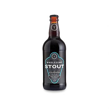 Wholesome Stout 500ml Bottle - Wye Valley Brewery