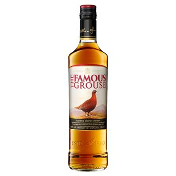 Whisky The Famous Grouse Scotch 70cl