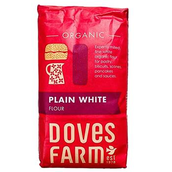 Flour Organic Plain White - Doves Farm