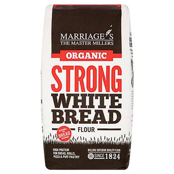 Bread Flour Marriages Strong White 1.5kg