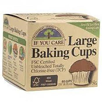 Baking Cups Large - If You Care
