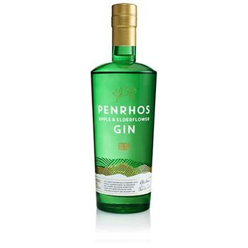 Gin Penrhos Apple and Elderflower - Copper Distilled 70cl