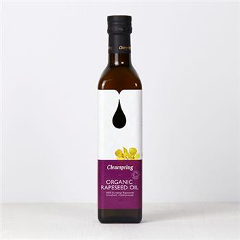 Rapeseed Oil Clearspring