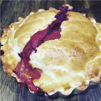 Beetroot Pie