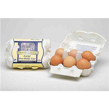 Eggs Free Range Large Country Flavours